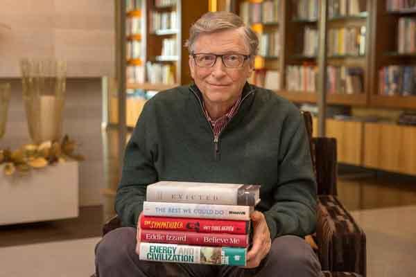 Thói quen đọc sách của các tỷ phủ, doanh nhân thành đạt trên thế giới (kỳ 1)
