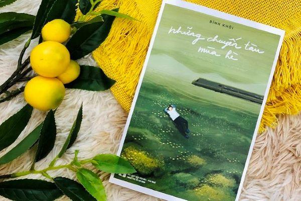 Tác giả 'Những chuyến tàu mùa hè': Yêu và sống đều hết mình để... viết!