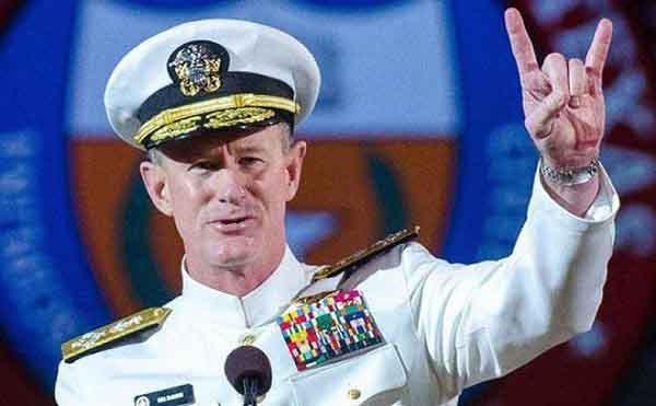 Bài phát biểu của Đô đốc Hải Quân Mỹ