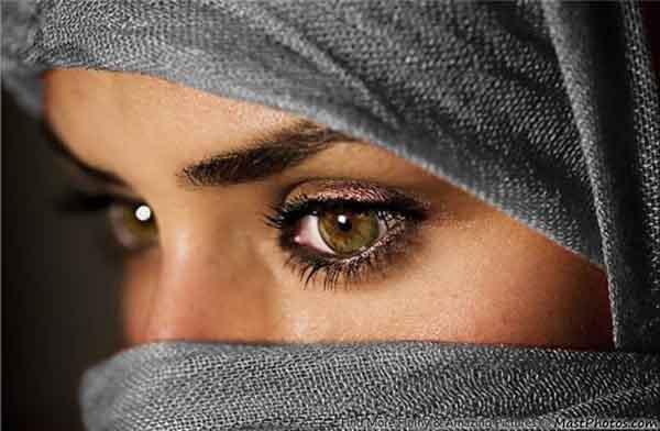 Những thông điệp phía sau tấm khăn che mặt của phụ nữ hồi giáo