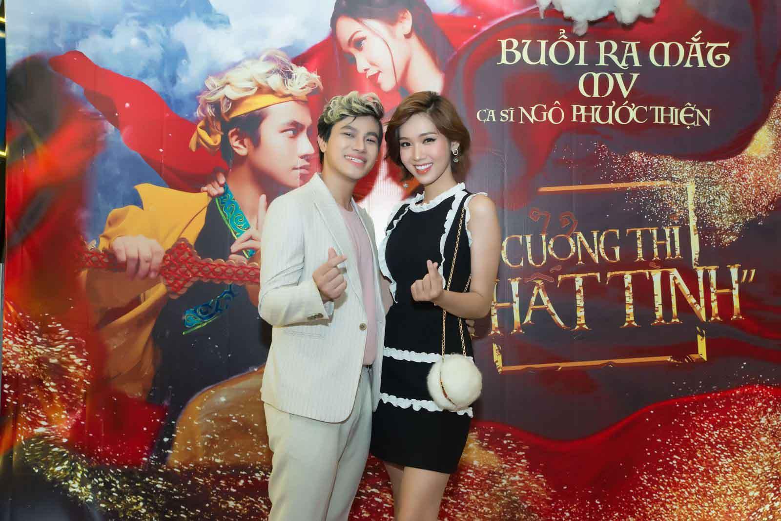Đỗ Nhật Hà tiết lộ lý do hợp tác cùng ca sĩ Ngô Phước Thiện
