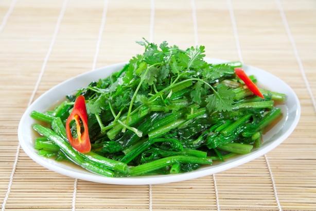 Cách giữ vitamin khi nấu các món rau