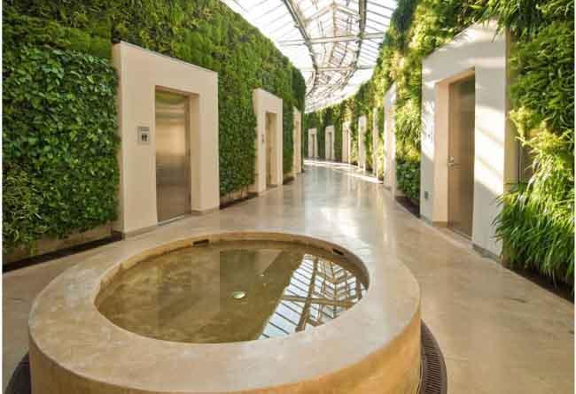 Những nhà vệ sinh công cộng đẹp độc đáo của thế giới