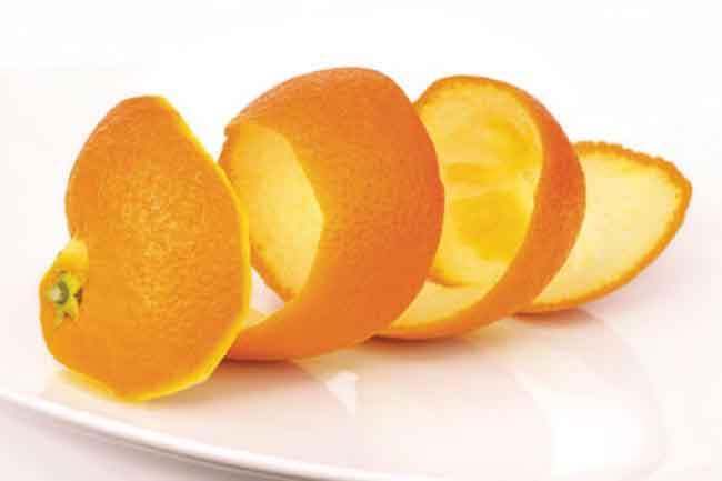 Vỏ cam có tác dụng bất ngờ - loại bỏ thủy ngân trong nước