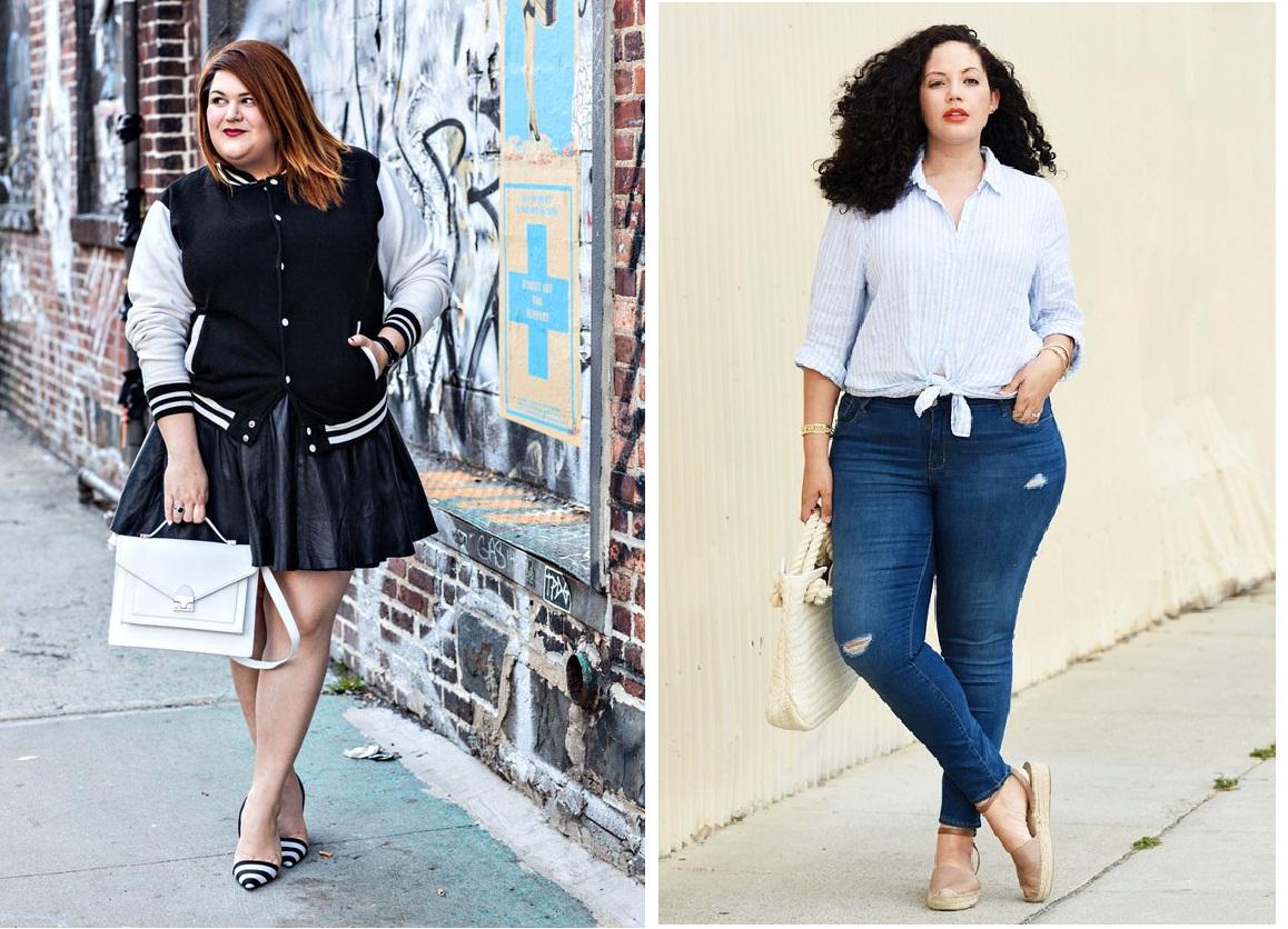 Những trang phục nên và không nên mặc dành cho phụ nữ thừa cân