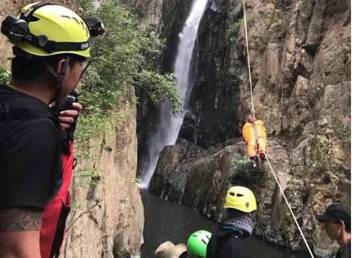 Hành trình 50 giờ nỗ lực đưa thi thể phượt thủ Tà Năng - Phan Dũng ra  khỏi rừng sâu