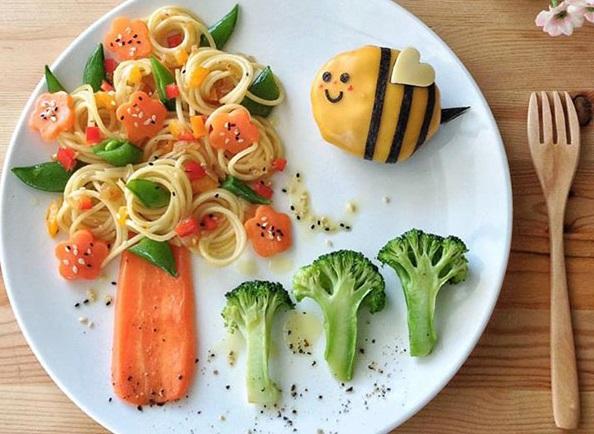 """Học cách trang trí món ăn """"nhìn là mê"""""""