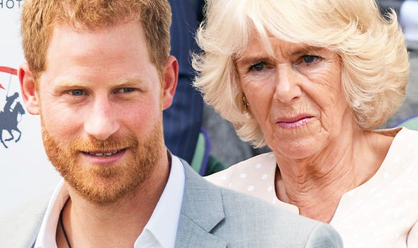 Hoàng tử Harry lên tiếng bảo vệ mẹ kế