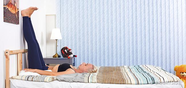 6 tư thế Yoga cơ bản giúp bạn ngủ ngon giấc