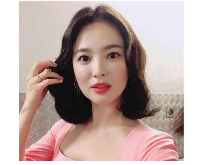 Bí quyết giúp Song Hye Kyo ngày càng rực rỡ hơn sau khi kết hôn