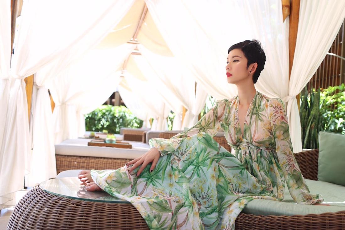 """Xuân Lan – Đẳng cấp một siêu mẫu từ """"bệ phóng"""" Duyên Dáng Việt Nam"""