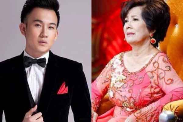 Dương Triệu Vũ xin lỗi ca sĩ Phương Dung và ngừng dùng mạng xã hội