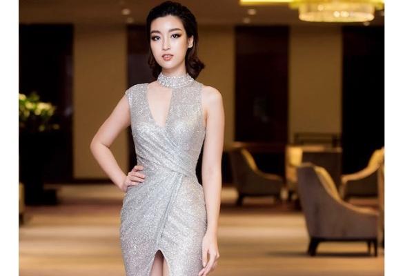 Sao nữ mặc đẹp nhất tuần: Đỗ Mỹ Linh diện trang phục tựa nữ thần
