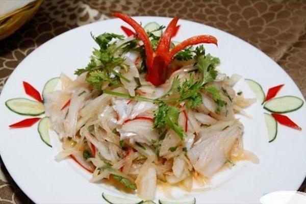 Cách làm gỏi cá mai đơn giản, ngon lành đúng chất Nha Trang