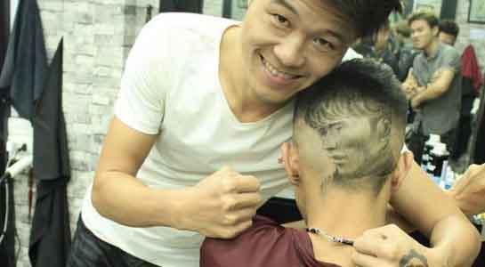 U23 Việt Nam đã tạo cảm hứng cho những kiểu tóc mới