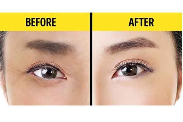 Học cách mát xa của phụ nữ Nhật để có đôi mắt trẻ 10 tuổi