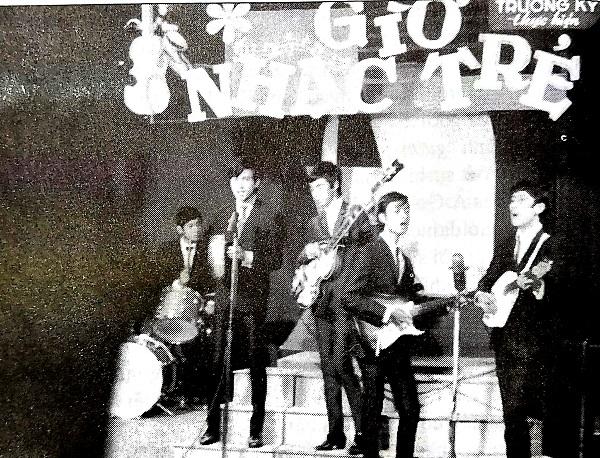 Kỳ 82: Một thời nhạc trẻ - Trường Kỳ