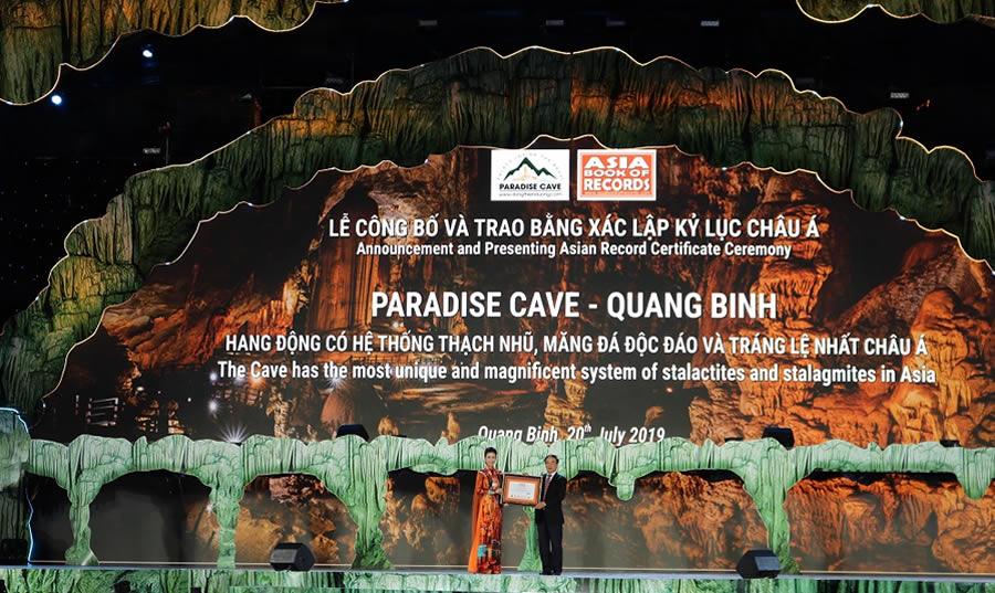 """Khai mạc lễ hội hang động """"Quảng Bình – bí ẩn bất tận"""""""