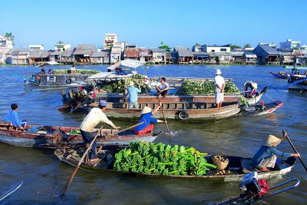Cần Thơ được Getty Images đưa vào danh sách 15 thành phố kênh đào đẹp nhất thế giới