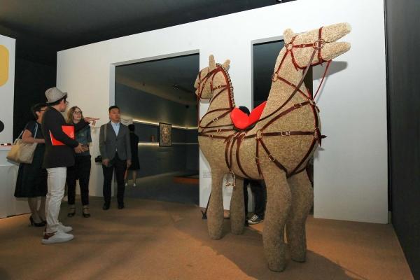 Triển lãm Hermès ở Văn Miếu tạo được nguồn thu rất lớn