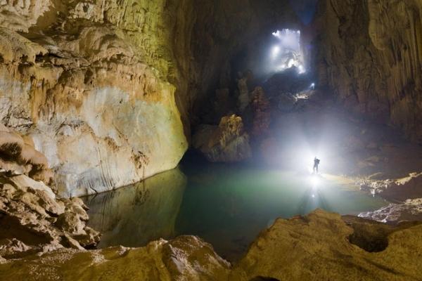 Quảng Bình cấp phép khai thác du lịch hang Sơn Đoòng trong 10 năm tới