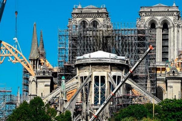 Nhà thờ Đức Bà Paris lần đầu không tổ chức lễ Giáng sinh