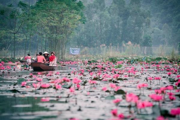 Những lễ hội đặc sắc diễn ra vào ngày mùng 6 Tết tại Hà Nội