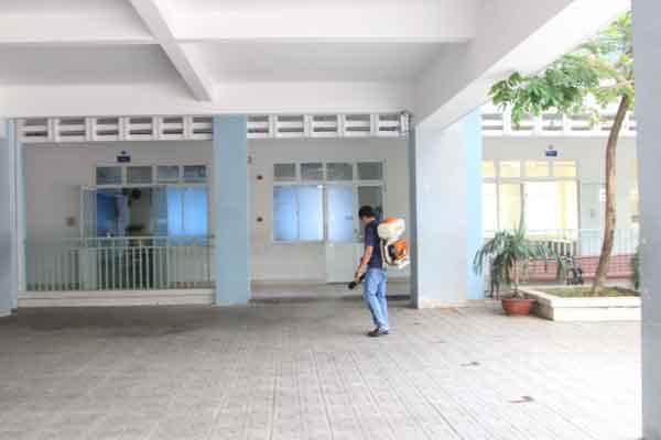 Toàn bộ học sinh, sinh viên TP HCM nghỉ học 1 tuần tránh virus corona
