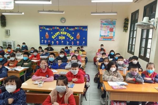 Học sinh từ mầm non đến lớp 9 nghỉ học thêm 1-2 tuần