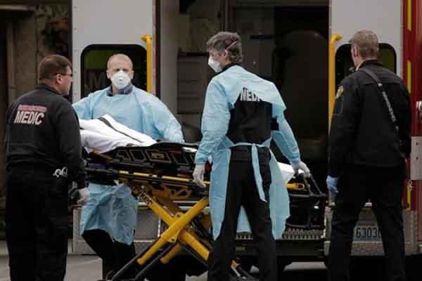 Mỹ trở thành vùng dịch lớn nhất thế giới với hơn 83.000 ca nhiễm