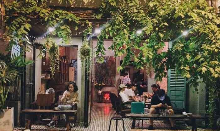Hoàng Thị Cà Phê, một góc nhỏ dễ thương giữa Sài Gòn