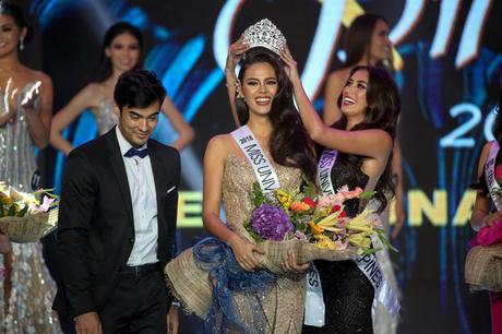 Hoa hậu Hoàn vũ Philippines 2018 lần đầu đến thăm Việt Nam