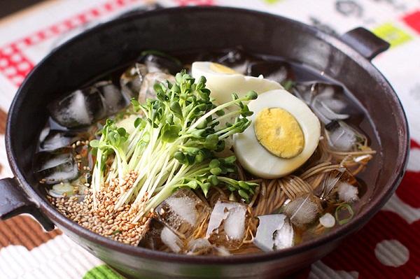 Mỳ Soba – linh hồn ẩm thực Nhật Bản