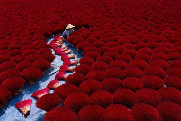 4 bức ảnh Việt Nam thuộc top những khoảnh khắc ấn tượng thế giới