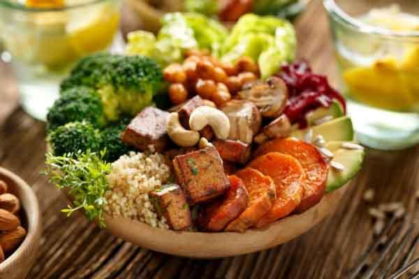 Bí quyết ăn chay giúp đẹp da đẹp dáng