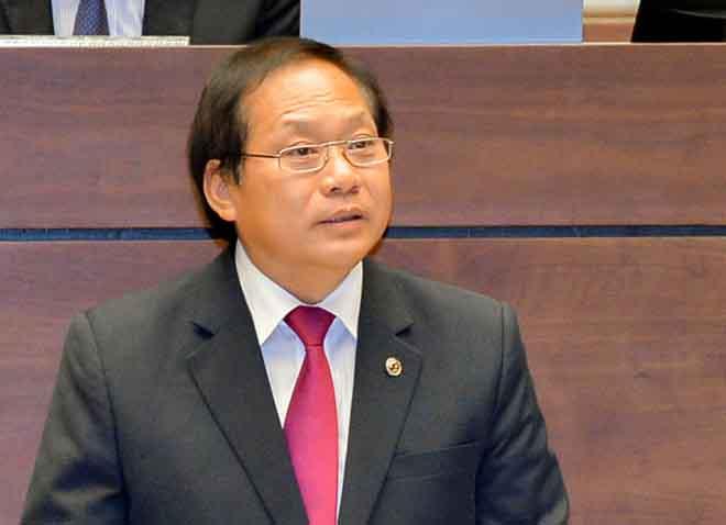 """Bộ trưởng Trương Minh Tuấn """"hi vọng 5-7 năm tới VN có ứng dụng thay thế Facebook, YouTube"""""""
