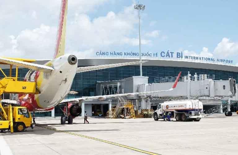 Hải Phòng: Một nữ hành khách Trung Quốc dọa 'có bom' tại sân bay