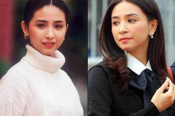 Á hậu Hong Kong và nhan sắc không tuổi