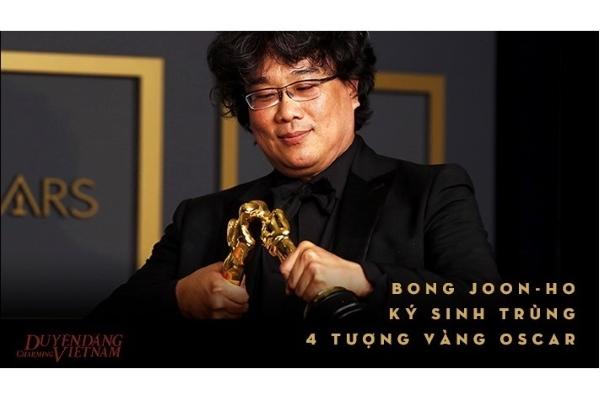 5 điều thú vị về đạo diễn thiên tài Bong Joon-ho