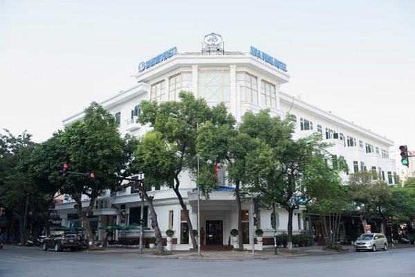 Khu cách ly chi phí tự nguyện cho người nước ngoài tại quận Hoàn Kiếm (Hà Nội)