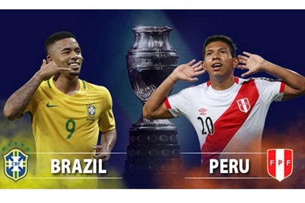 Video Brazil đăng quang đêm CK cúp Copa Amrerica 7/7/2019