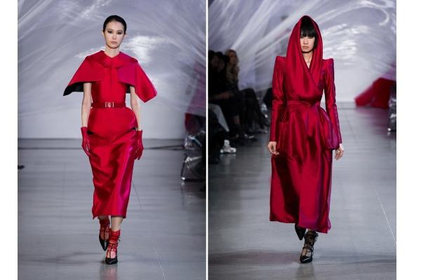 """Sau Công Trí, NTK Phương My """"khuấy động"""" New York Fashion Week"""