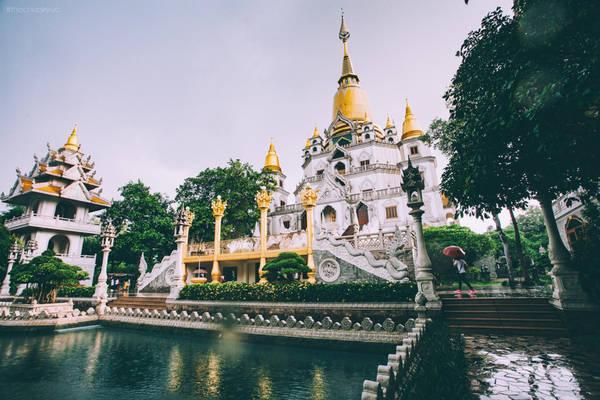 Khám phá tâm linh ở 5 miếu chùa nổi tiếng khi du xuân Sài Gòn