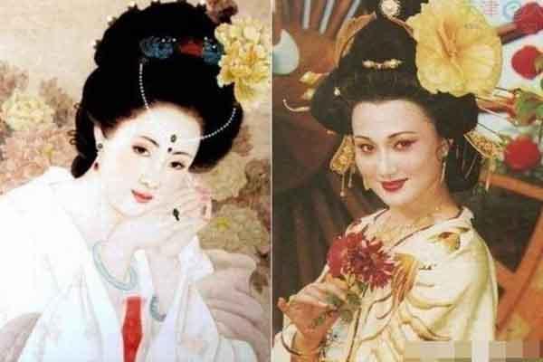Học hỏi bí quyết làm đẹp cổ đại của của Dương Quý Phi
