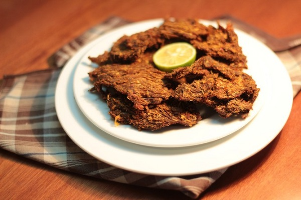 Bí kíp bỏ túi cho những món ăn ngày Tết - P3: Thịt bò khô