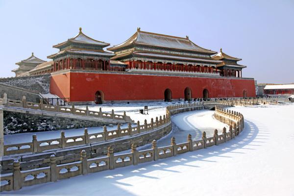 Những sự thật ít ai biết về Tử Cấm Thành ở Trung Quốc