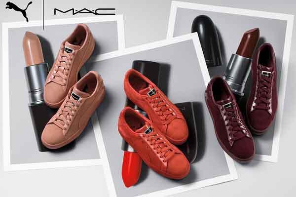 Màu giày y hệt màu son khiến các tín đồ thời trang thích thú