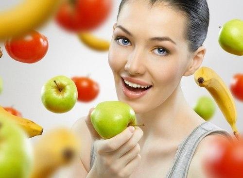 Chế độ ăn giúp giảm mụn đầu đen
