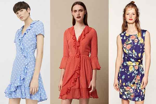 Wrap dress - váy đắp chéo cho các nàng thỏa sức điệu đà