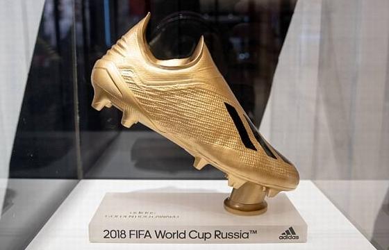 """Adidas giới thiệu với người hâm mộ """"Giày Vàng World Cup 2018"""""""